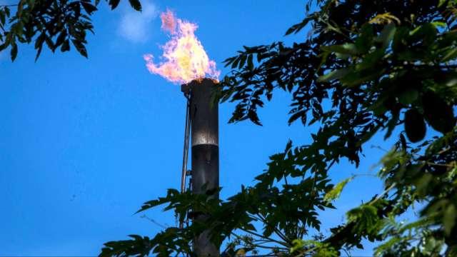 中國天然氣價半年飆升88% 相關概念股有甜頭。(圖:AFP)