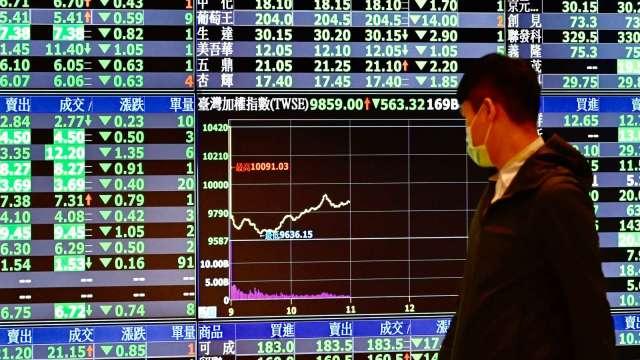 〈焦點股〉ABF載板三雄落難 景碩打入跌停。(圖:AFP)