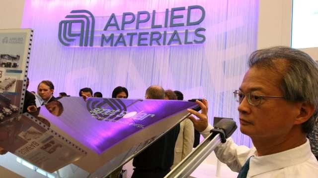 應材推新系統 提高製造車用晶片效率 (圖片:AFP)