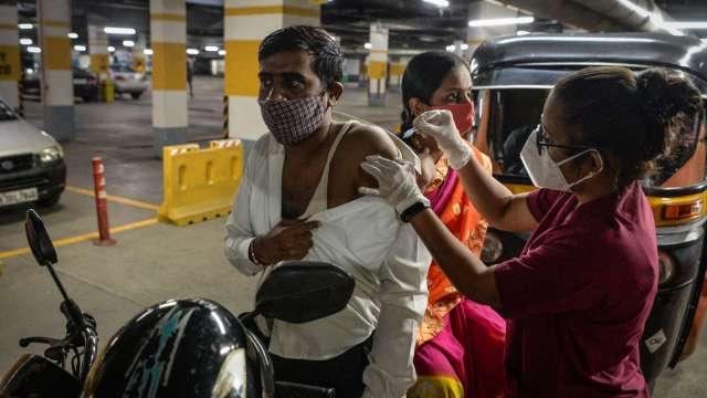 印度面臨第三波疫情 WHO首席科學家:準備已更充分 衝擊較前兩次小 (圖片:AFP)