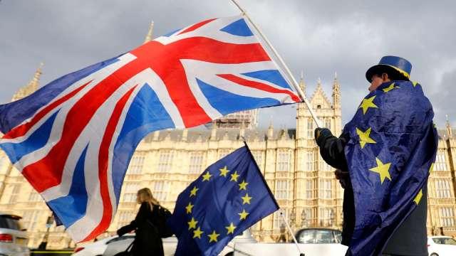 脫歐影響下 英國今年恐跌出德國十大貿易國榜外 (圖片:AFP)