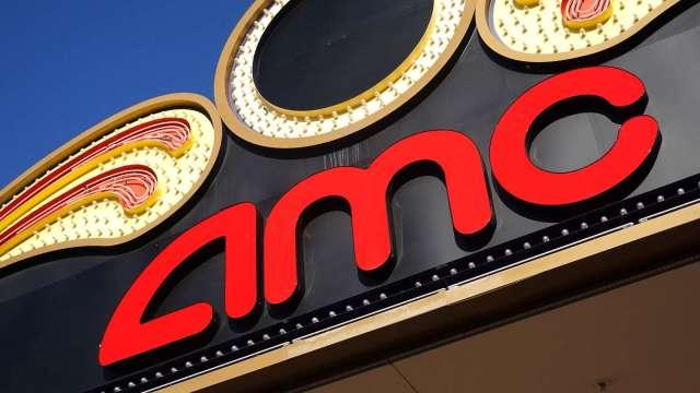 迷因股風潮不再? 散戶投資人自2月以來首度淨賣出AMC(圖片:AFP)