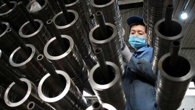 鋁價衝上近13年新高 市場擔憂供應中斷風險(圖:AFP)