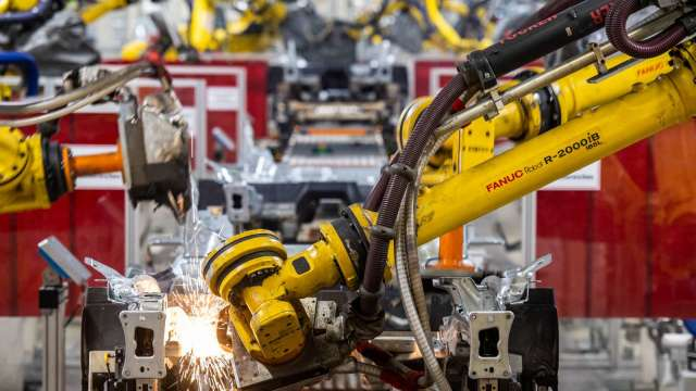 日本8月工具機接單金額年增86.2% 連10個月增長 (圖片:AFP)