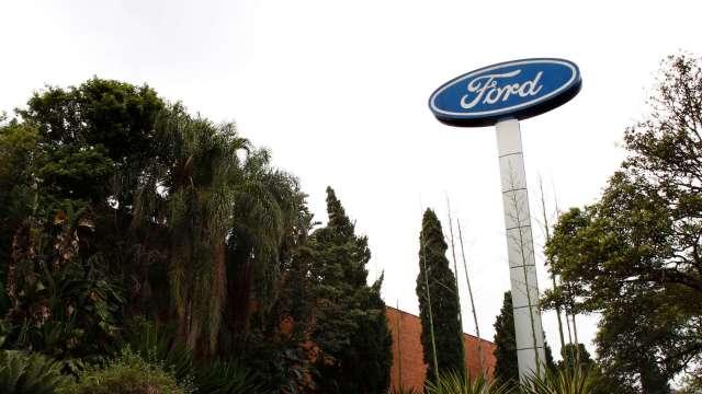 虧損連連 傳福特將關閉印度汽車工廠 (圖:AFP)
