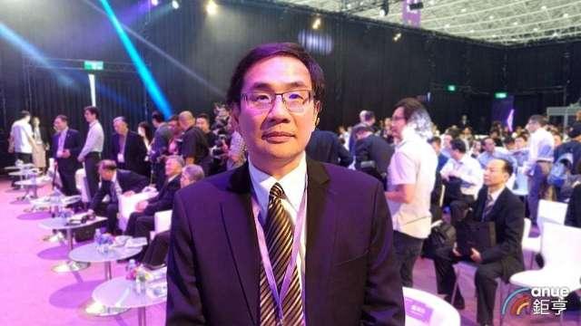 鴻海S事業群總經理陳偉銘。(鉅亨網資料照)