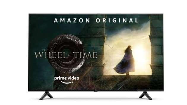 亞馬遜 Fire TV 4 系列電視(圖片:Amazon)
