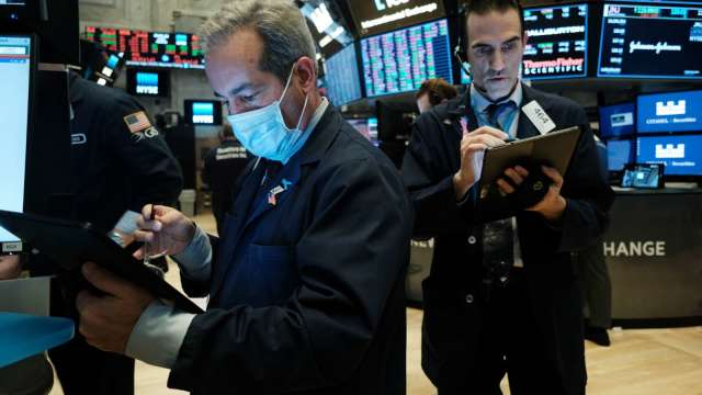 〈美股盤後〉標普連五黑!蘋果反壟斷訴訟失利 市值蒸發850億美元  (圖片:AFP)