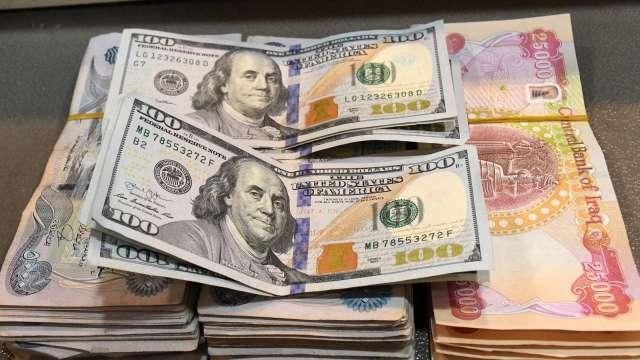 〈紐約匯市〉拜習通話後風險偏好增強 美元走軟 周線收紅(圖片:AFP)