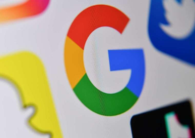 Google 的 Play Store 的抽佣營運方式也受到挑戰。(圖片:AFP)