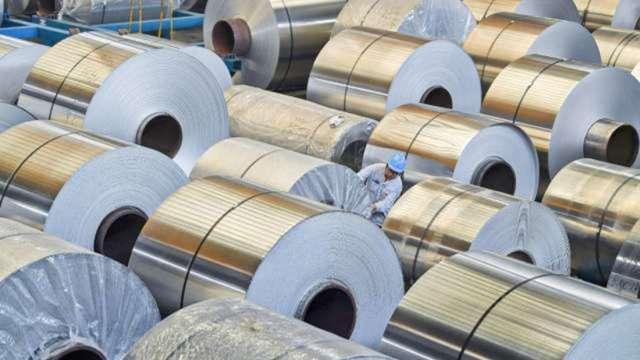 鋁業也有重複下單問題 業界:供應混亂恐延續到2022年 (圖:AFP)