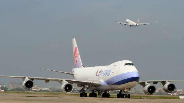 空運市況有望一路旺至明年農曆年前。(圖:華航提供)