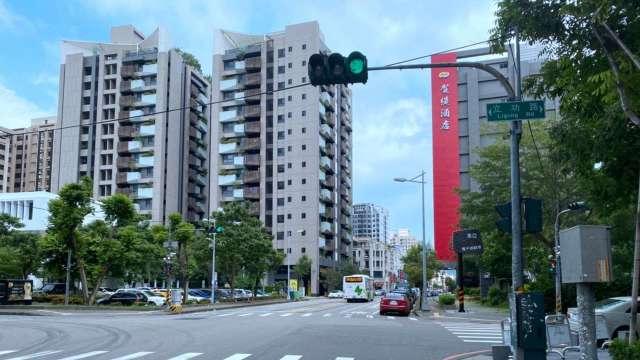 台中太平區大樓住宅交易熱,5年成交量成長1.18倍。(圖:業者提供)