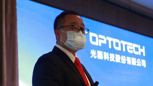 光磊總經理黃年宏。(圖:光磊提供)