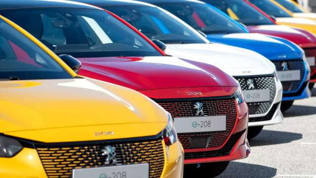 中國工信部:造車廠太多 期待業內整併(圖片:AFP)
