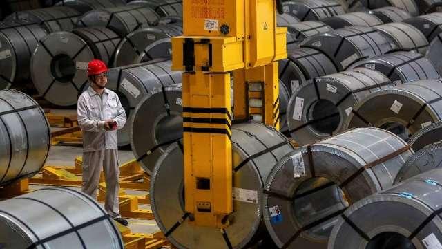 國際鋁價觸及每噸3000美元 為13年來首次(圖:AFP)