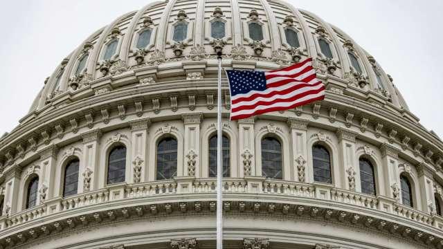 民主黨提議公司稅升至26.5% 美股期貨走升(圖片:AFP)