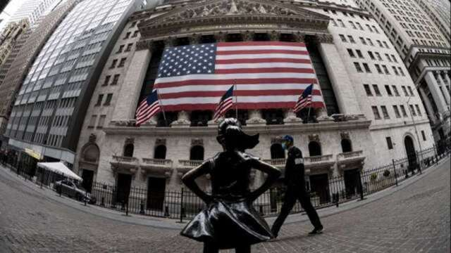 華爾街下修第三季標普500成分股獲利預期 短期市場恐波濤洶湧(圖:AFP)