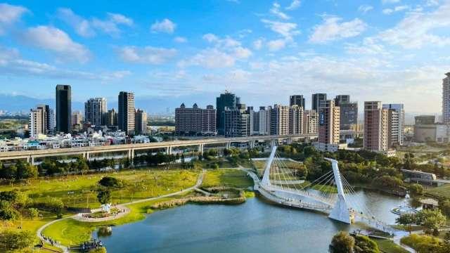 面青塘園的青芝段146地號,標出151.3萬元單價。(圖:台灣房屋提供)