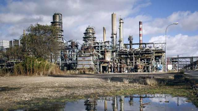 擔憂供應嚴重短缺 歐洲天然氣價格再創歷史新高(圖:AFP)