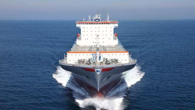 萬海不評論其他航商運價策略。(圖:萬海提供)