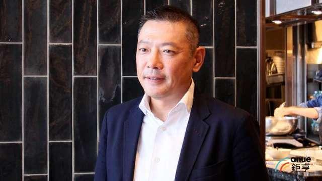 新光三越副董事長兼總經理吳昕陽。(鉅亨網資料照)