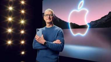 蘋果2021秋季發表會懶人包 (圖片:AFP)