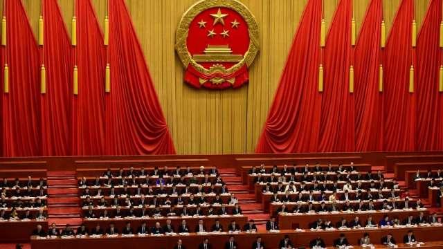 北京官方發布文件 要求加強網路「文明建設」 貫徹數據安全法(圖:AFP)