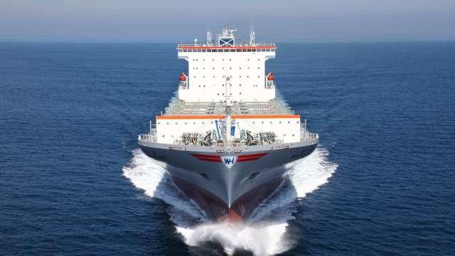 萬海看塞港問題可能延續至明年底。(圖:萬海提供)