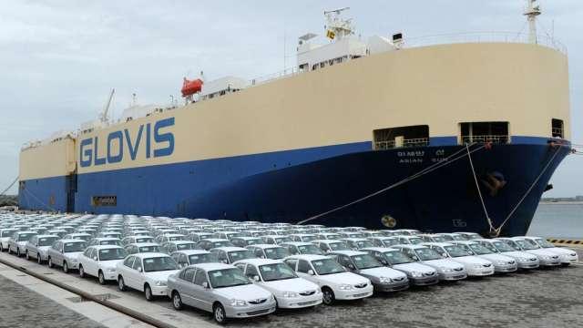 儘管汽車晶片供應短缺 南韓8月汽車出口仍增長4%(圖片:AFP)