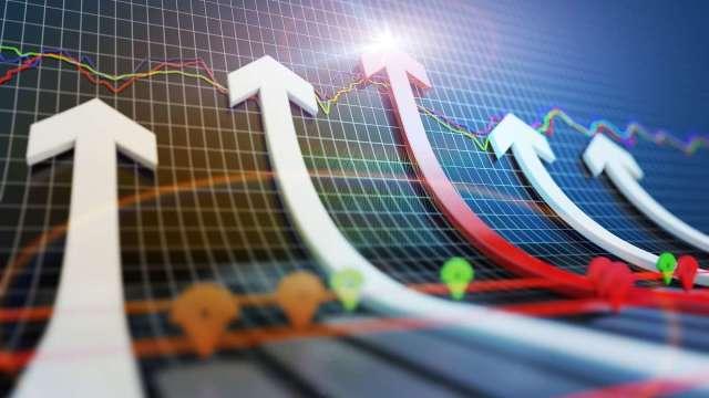 台股回測17300 資金布局利基型中小個股。(圖:shutterstovk)