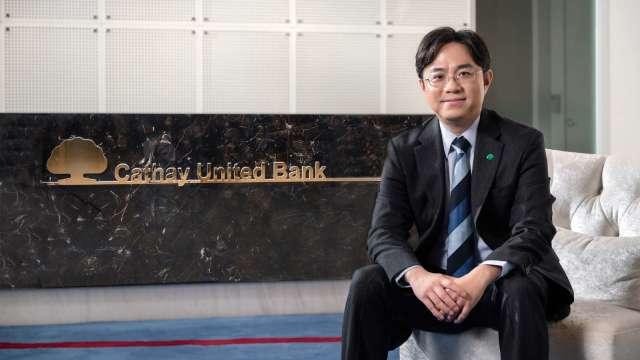 國泰世華私人銀行團隊執行長傅伯昇。(圖:國泰世華銀行提供)