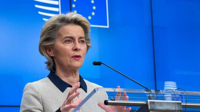 歐盟委員會將提晶片法案 力拼半導體自給自足 (圖:AFP)