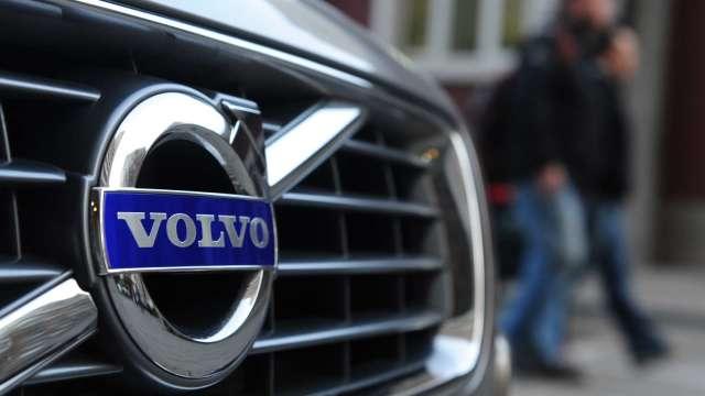 路透:吉利擬推動Volvo上市 估值或達200億美元 (圖:AFP)