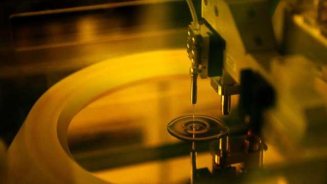 〈觀察〉晶片產量、測試時程雙成長 測試介面蹲馬步備戰。(圖:AFP)
