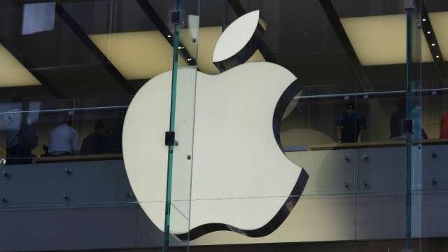 蘋果新品陸續上市,下半年供應鏈迎旺季。(圖:AFP)