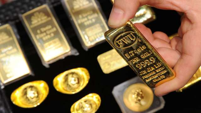 貝萊德基金經理:已賣出所持黃金部位至接近零(圖:AFP)