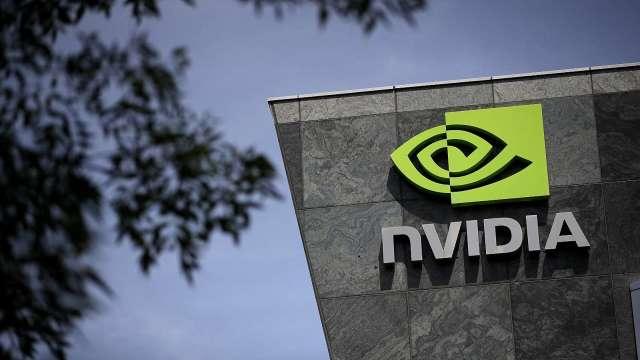 歐盟裁決前 Nvidia再獲華爾街調升目標價 市場卻不買單 本週股價持續下滑 (圖片:AFP)