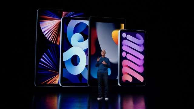 郭明錤估iPhone 14兩大改動 首款折疊機2024年問世(圖片:AFP)