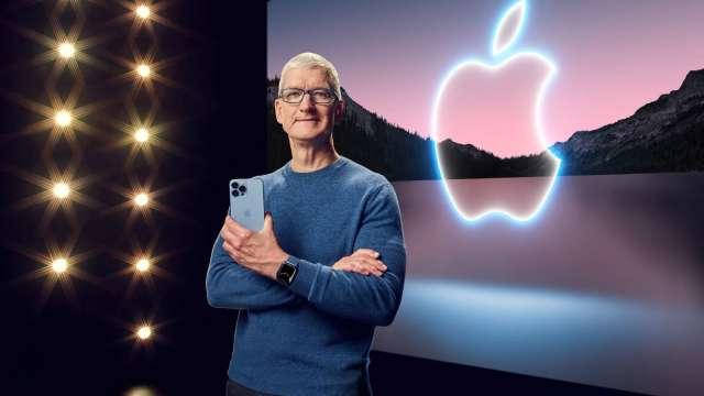 漏算二手市場!新街研究: iPhone 13局勢還不如 iPhone 12 (圖片:AFP)