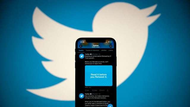現金滿手不怕!推特撒8.1億美元求和解 (圖片:AFP)