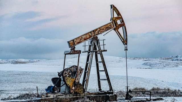 〈能源盤後〉恒大引起廣泛拋售後 美庫存大減預期支撐 原油上漲 (圖片:AFP)