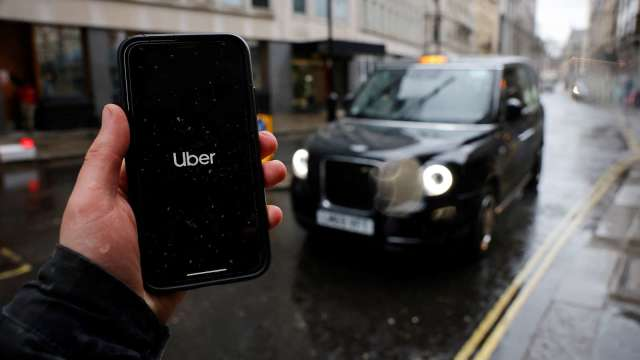 Uber第三季有望实现首次获利 盘中大涨逾10%