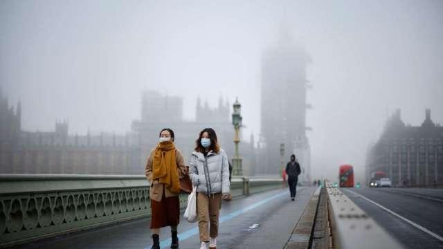 時序邁入秋冬!英國能源危機急劇升級 (圖片:AFP)