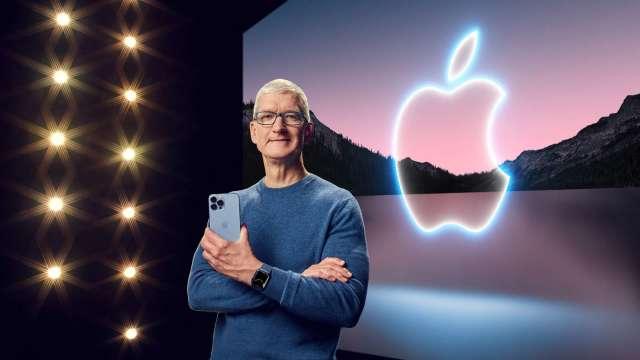 iPhone 13交期較前代更長!瑞信:可能需求更高或供應更緊繃 (圖片:AFP)