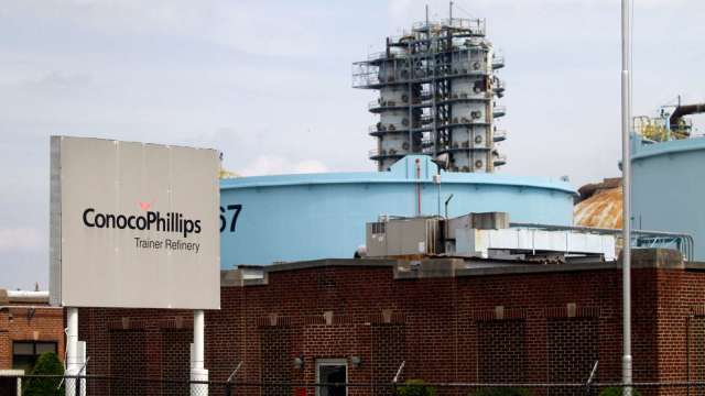 康菲石油一年內豪擲230億美元收購 躍居美頁岩油業二哥 (圖片:AFP)
