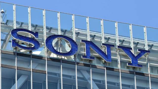 Sony印度子公司與當地大型媒體Zee將進行經營整合 (圖片:AFP)