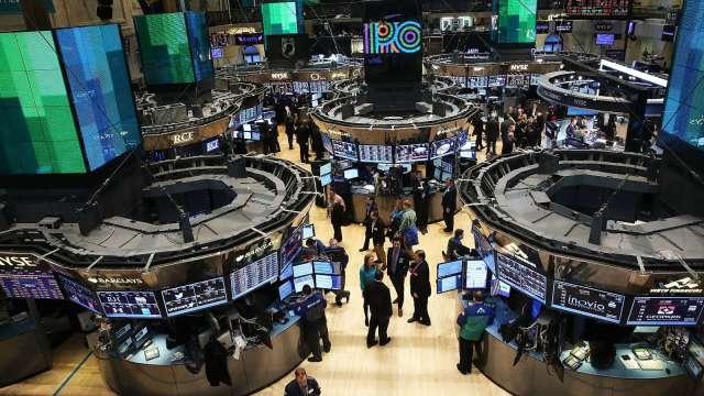 〈美股盤後〉Fed最快11月開始Taper 四大指數齊揚 (圖片:AFP)