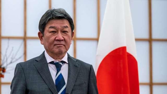 台灣申請加入CPTPP 日本外長表示「歡迎」 (圖片:AFP)