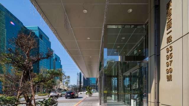新台五路500公尺逾40家上市櫃群聚 堪稱「台版NASDAQ」。(圖:業者提供)